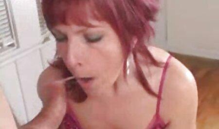 Tres hahalya al mismo tiempo, mamá porno anime en español latino apareció en la boca del coño y puntos